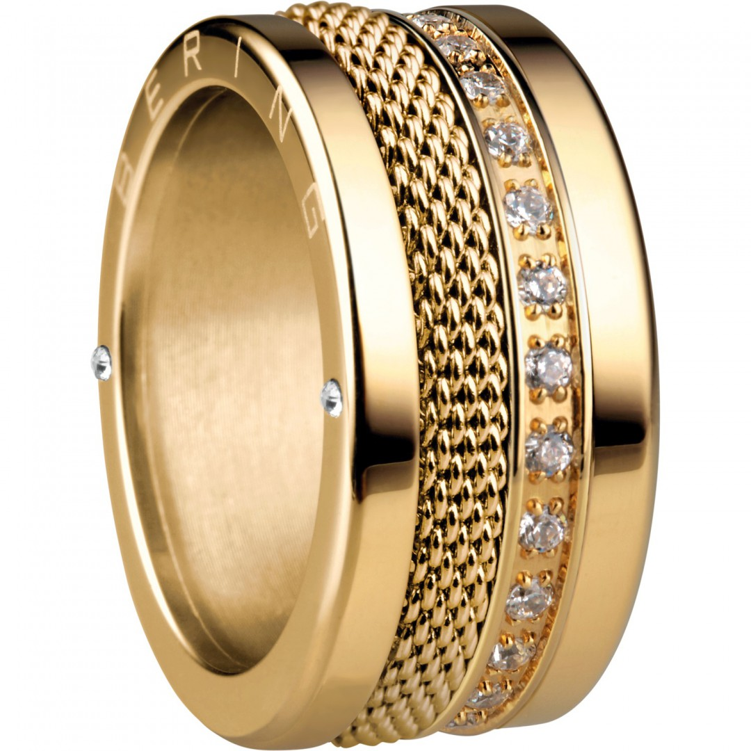 Bering Jewelry Women's Ring Set Combination Arctic ...