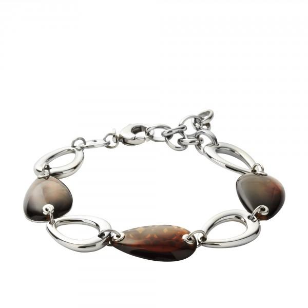 fossil schmuck damen stahl armband jf00007 edelstahl. Black Bedroom Furniture Sets. Home Design Ideas