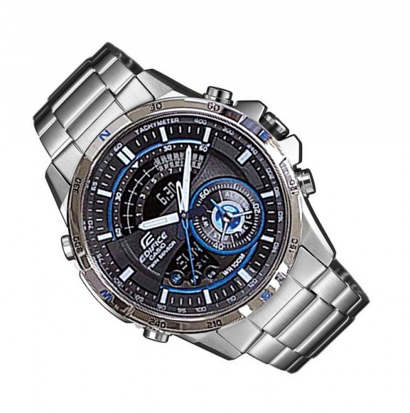 casio uhr herrenuhr era 200d 1aver chrono edifice digital kompass thermometer ebay. Black Bedroom Furniture Sets. Home Design Ideas