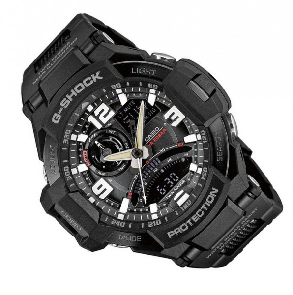 casio uhr g shock ga 1000fc 1aer digital kompass