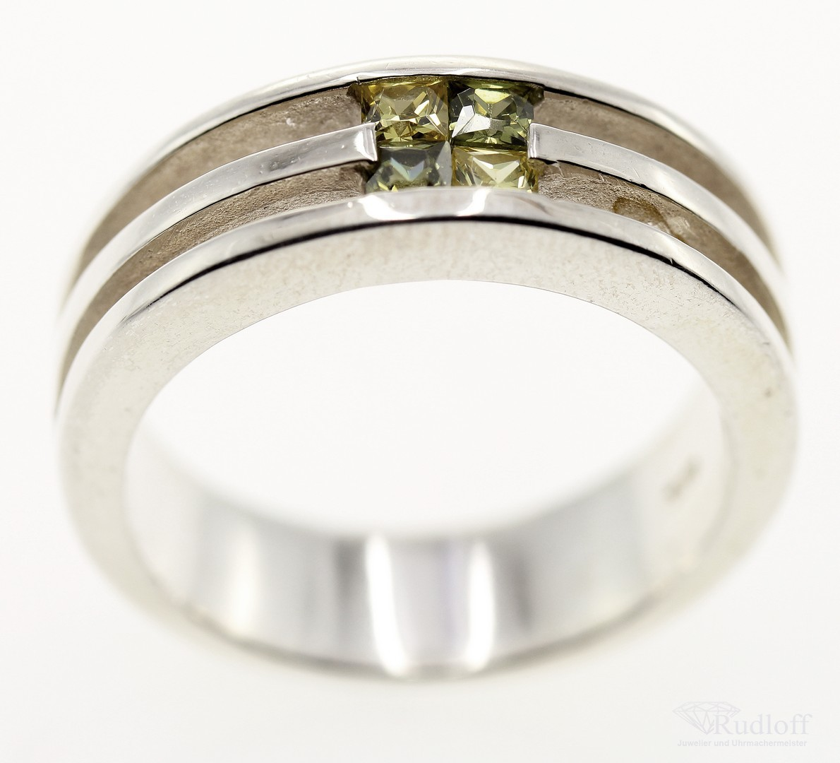 genuine silver s ring jewelry w56 sterling silver