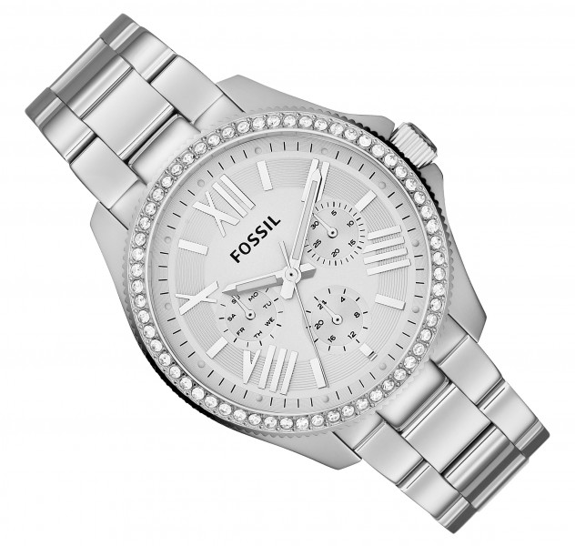 Armbanduhr damen fossil  FOSSIL UHR Cecile AM4481 Damen Multifunktionsuhr Ladies Sport ...