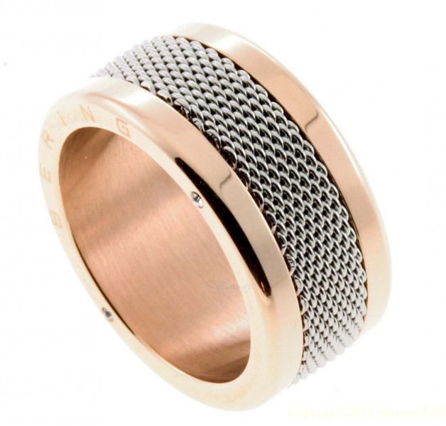 Bering Jewelry Women's Ring Arctic Symphony Collection