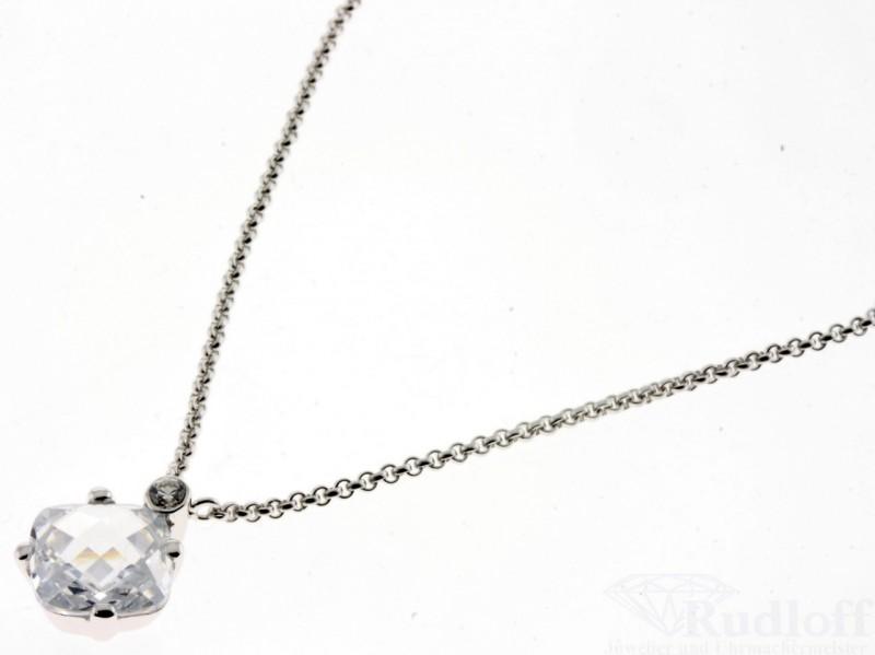 fossil schmuck jewelry damen kette collier jfs00122 42cm. Black Bedroom Furniture Sets. Home Design Ideas